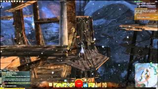 Guild Wars 2 - Tribulation Rift Vista Guide (Dredgehaunt Cliffs)