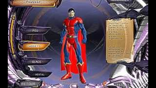Dc Universe Online.Gameplay Fr début