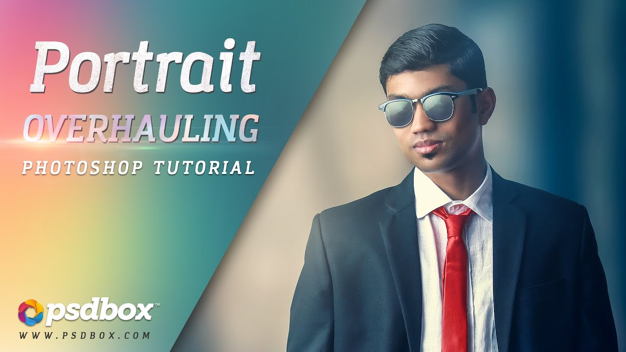 Dramatic portrait effects photoshop tutorial psd box youtube dramatic portrait effects photoshop tutorial psd box baditri Choice Image