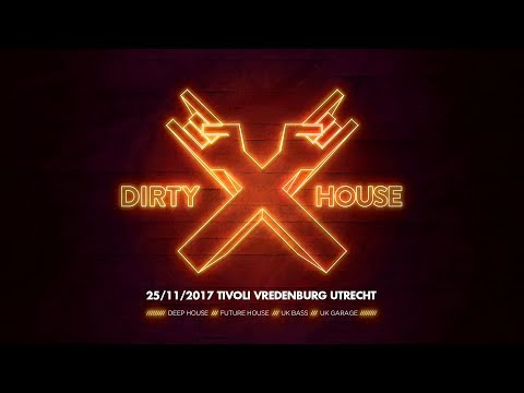 Dirty House at Tivoli Vredenburg, Utrecht (25/11/2017)