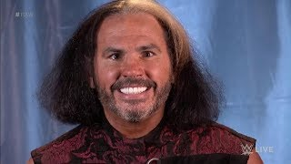 DELETION Hugo Savinovich comenta sobre WOKEN Matt Hardy sentenciando a Bray Wyatt en RAW