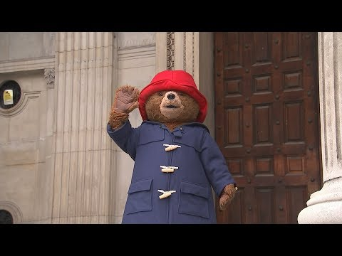 Final Paddington book released one year after death of author Michael Bond  ITV