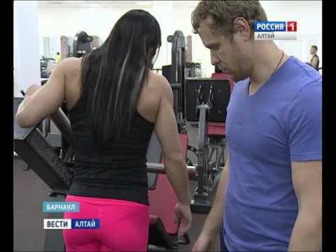 Барнаульская атлетка выступит на турнире «Мисс Олимпия – 2016»