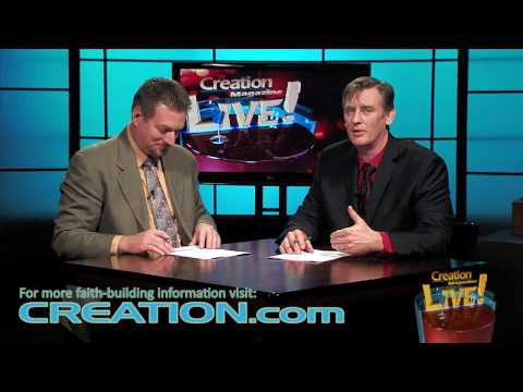 Dating methods candle analogy (Creation Magazine LIVE! highlight)