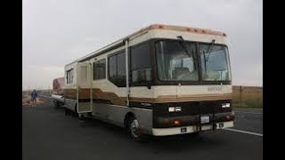 Rv Roof Replacement on 1990 Safari Ivory