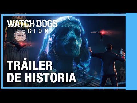Watch Dogs: Legion – Trailer de la Historia