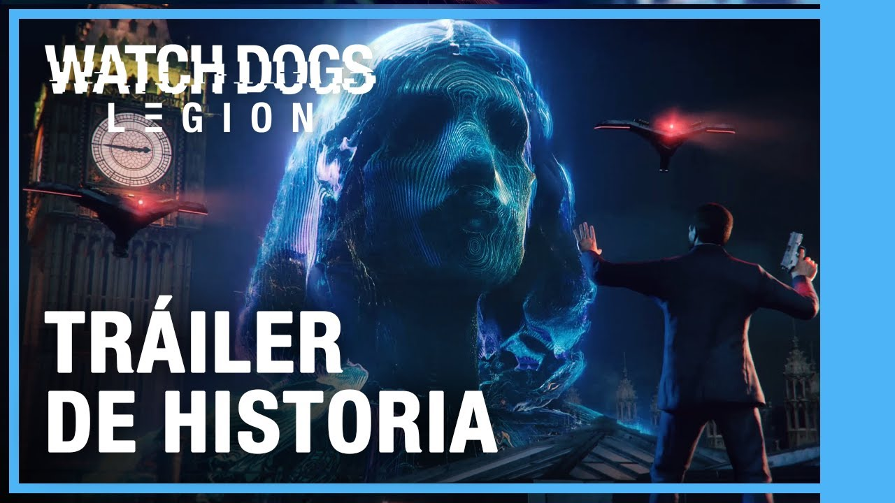 Watch Dogs: Legion – Trailer de la Historia