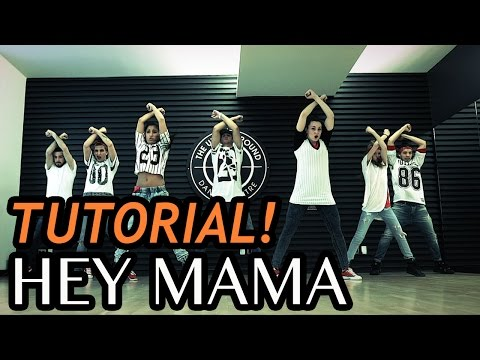 HEY MAMA - David Guetta ft Nicki Minaj Dance TUTORIAL | @MattSteffanina Choreography