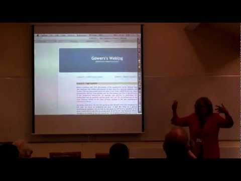 Ursula Martin Online/off line - mathematical culture in the age of the internet
