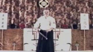 Bo Kata by Sensei Bob McCormack back then 5th Dan