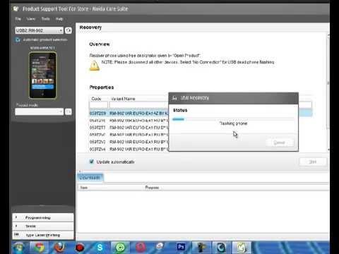 Прошивка Nokia 501 Инструкция - фото 10