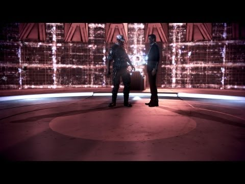 Mass Effect 3 - Shepard's Indoctrination