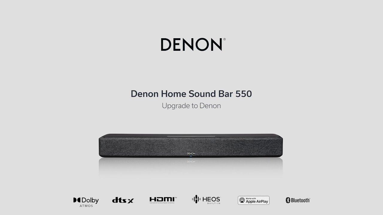 550 Soundbar video thumbnail