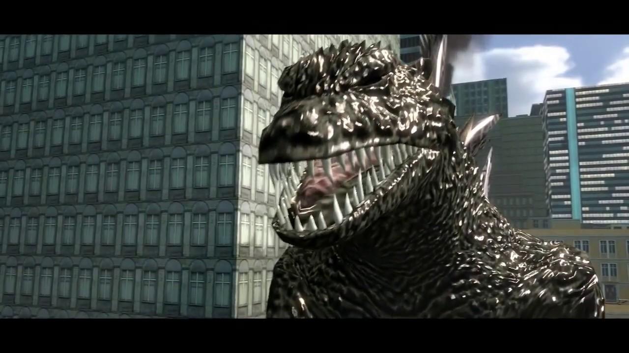 SFM Godzilla vs Wolverine   Battle in the Movies