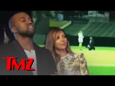 Kim Kardashian & Kanye West Engagement -- THE PROPOSAL VIDEO