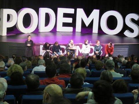Echenique de Podemos: Si no gobierna la izquierda, hay involución democrática