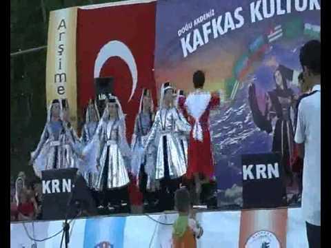 Doğu Akdeniz Kafkas çerkez Festivali adige 1 kargabük 2007