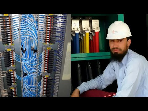 Dcs Plc Panel Wiring Diagram Instrument Cable Termination 12p 1 5mmsq Analog Input In Urdu Pashto Youtube