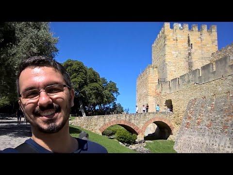 Europeando - Castelo de São Jorge (Lisboa)