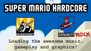 Super Mario Hardcore Level 1-3 Walkthrough