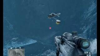 Crysis Warhead 'Ice Age' Easter Egg
