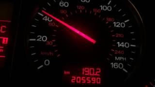 a4 b6 1 8t agp st 3 ihi turbo acceleration