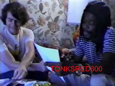Peter Tosh Interview 1981