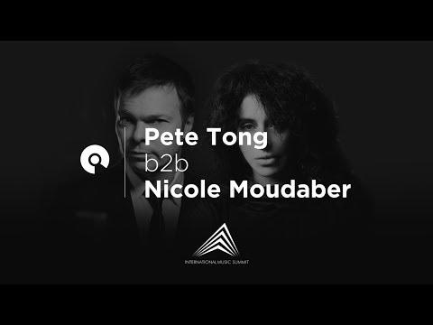 Pete Tong b2b Nicole Moudaber @ IMS Ibiza 2017 (BE-AT.TV)