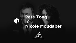 Pete Tong b2b Nicole Moudaber @ IMS Ibiza 2017 (BE-AT.TV)