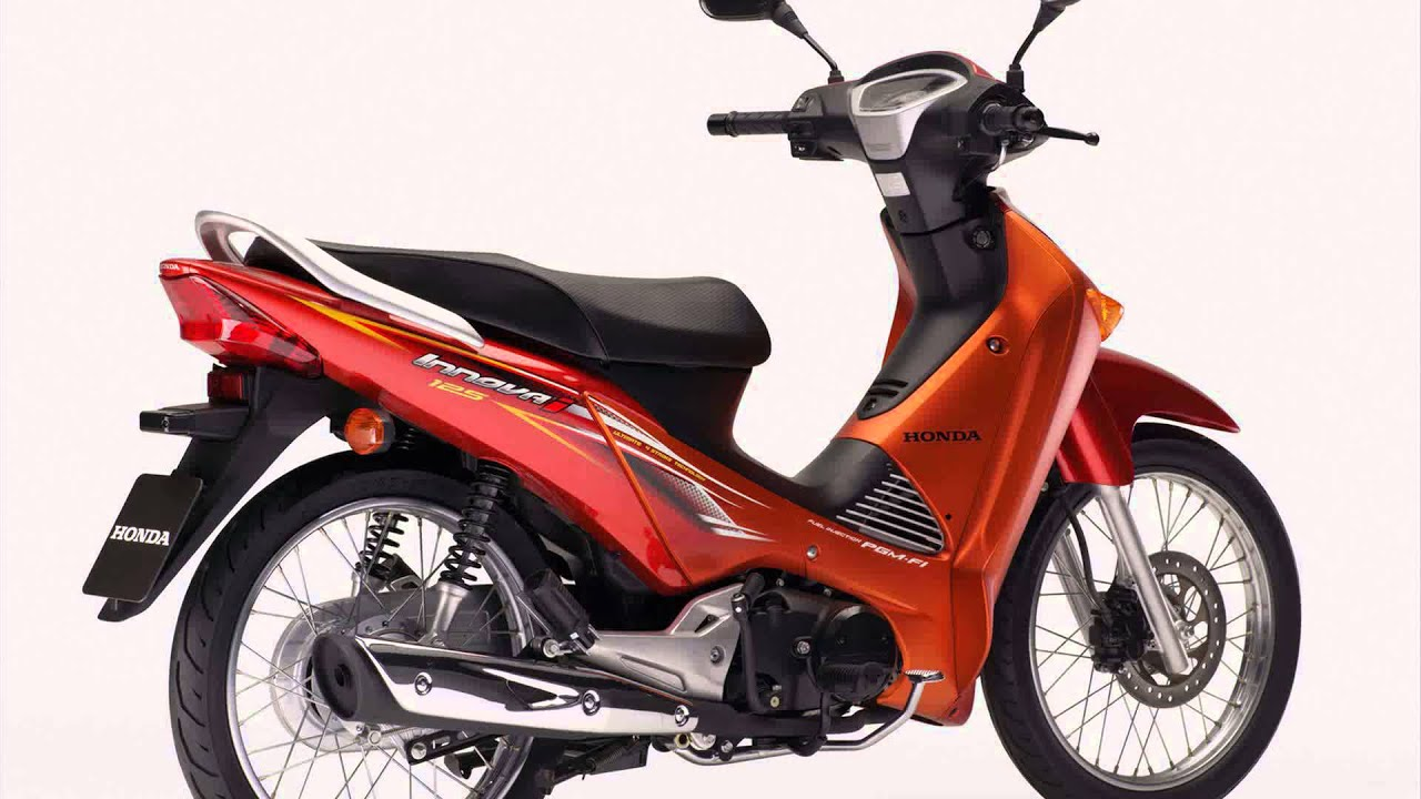 honda innova 125 youtube
