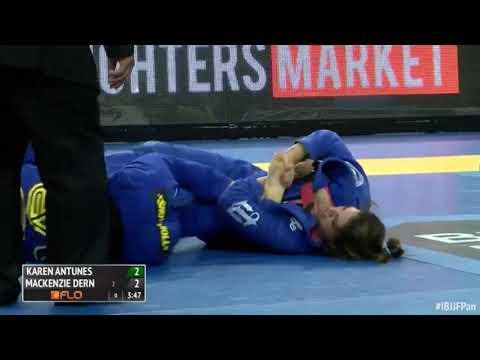Mackenzie Dern Jiu Jitsu Highlights