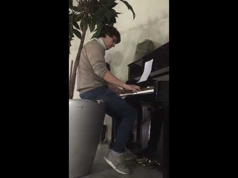 Conscious and relaxing music - Linda's wave (Lorenzo Tempesti) - Live in Paris Gare du Nord