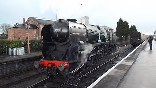 Severn Valley Railway Visit Saturday 21st February 2015