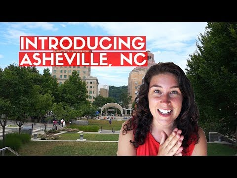 DOWNTOWN ASHEVILLE NC | Exploring Asheville As A Tourist For The First Time + AirBnb Tour