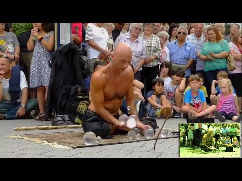 A Street Magician Breaks All Laws Of Physics