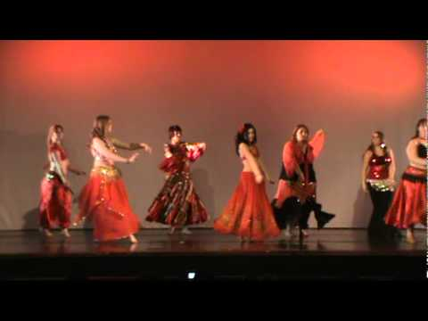 Bellydance to Agoul Ahwak