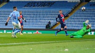 Riyad Mahrez Skills And Goals - Man City Vs PSG Highlights [05/05/2021]