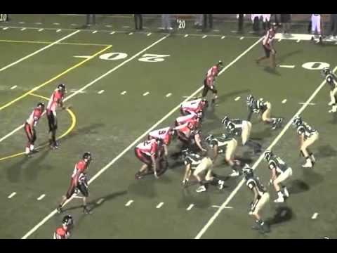 Ryan Orozco Football Highlights
