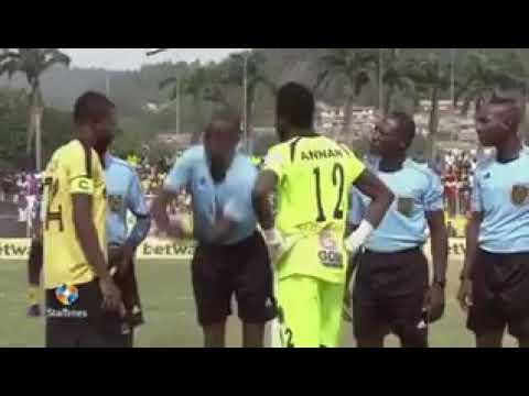 2017/18 GPL WK5: All Goals; AshantiGold 2-0 Asante Kotoko