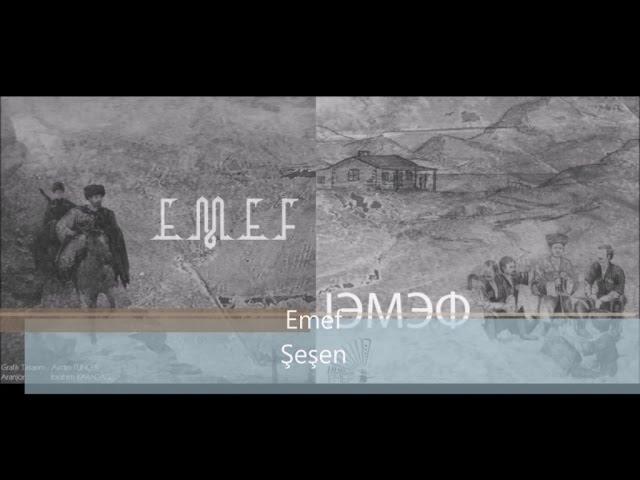 Çerkes Müzikleri-Emef - Şeşen -Asrın Müzik Yapım