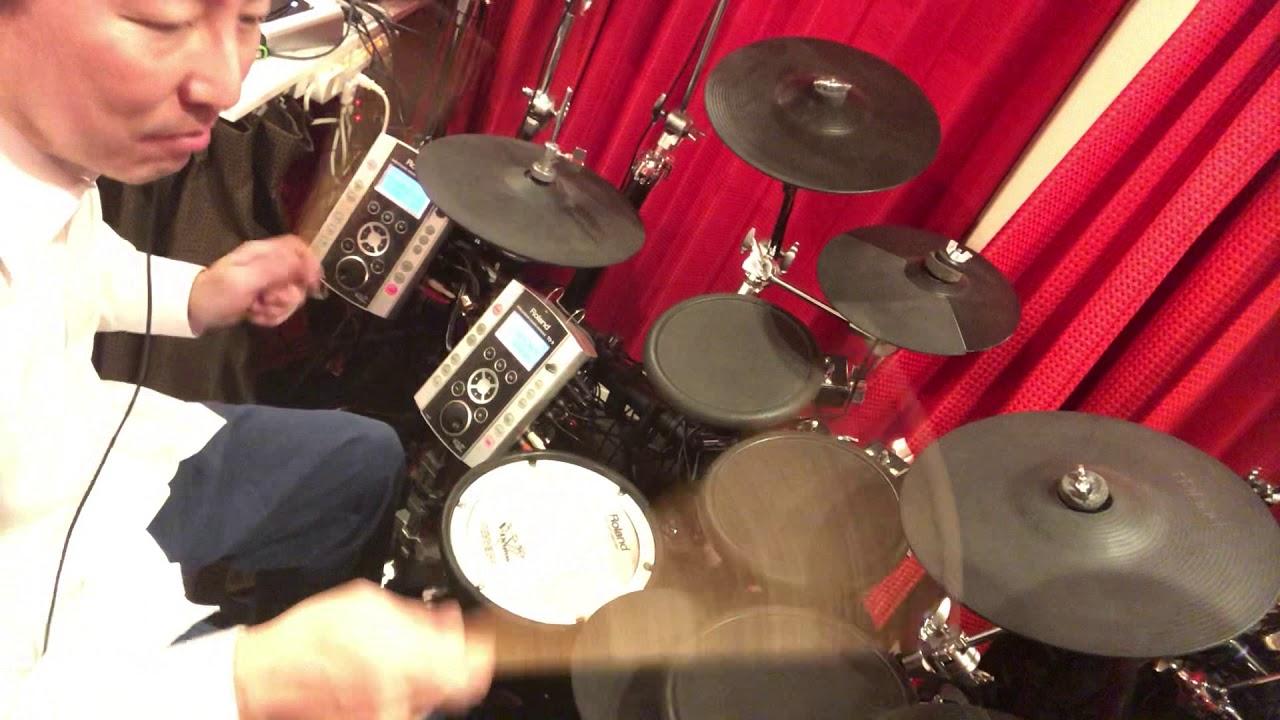 ドラムプチ講座【ジャズレガードのフュージョン仕立ての参考】アトリエ音楽教室