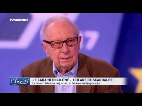"""Claude ANGELI : """"Les révélations du Canard Enchaîné sur Pénélope et François Fillon"""""""
