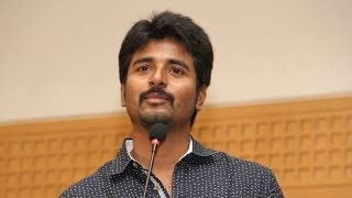 I thank everybody who watched Maan Karate in the theatres for the big opening - Sivakarthikeyan