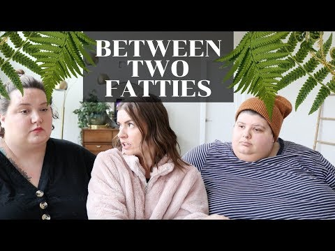 Between two fatties - extra extra!