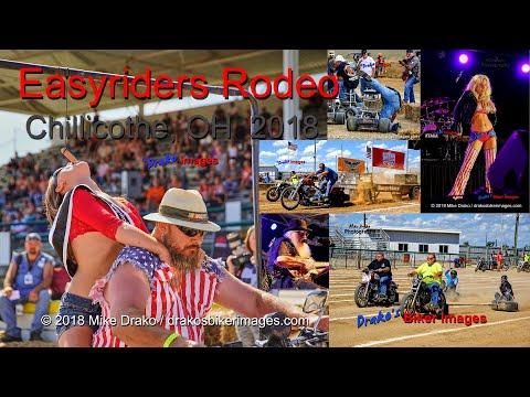 Easyriders Rodeo 2018 Chillicothe Ohio