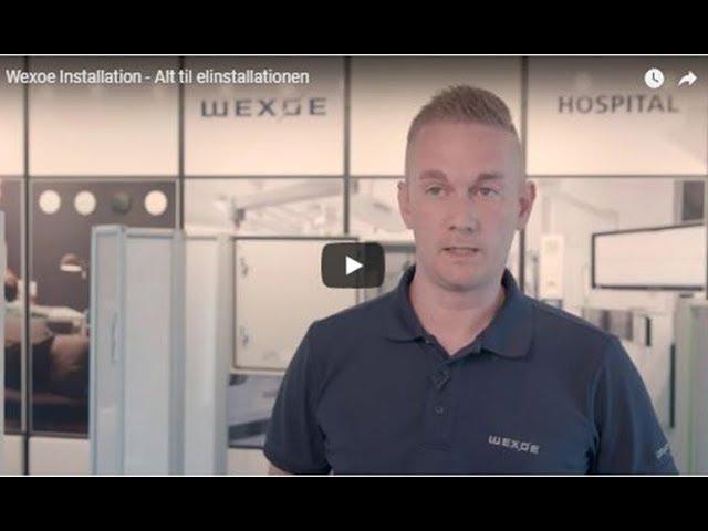 Wexoe Installation – Alt til elinstallationen