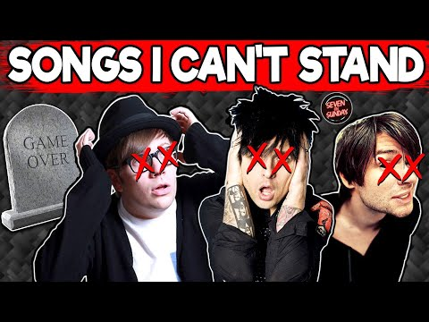 7 Songs I Can't Stand From Bands I Love