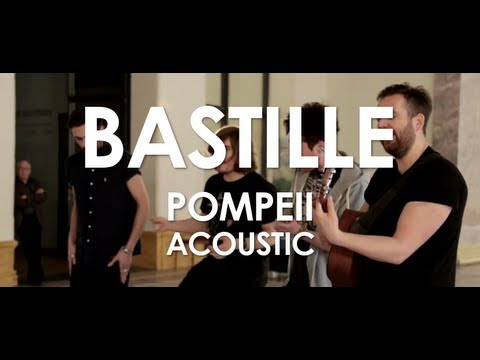 Bastille – Pompeii – Acoustic [ Live in Paris ]