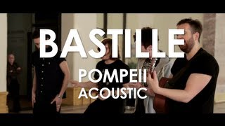 Bastille - Pompeii - Acoustic   In Paris