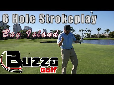 6 Hole Strokeplay, Part 2 (Bay Island)